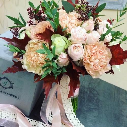 Wedding bouquet №8