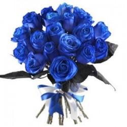 Букет Роз *Синяя роза* 25 шт