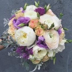 Свадебный букет №3
