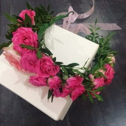 Wreath on head №2