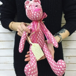 "Soft toy ""Bear"" № 3"