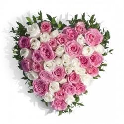 Сердце из Роз № 177