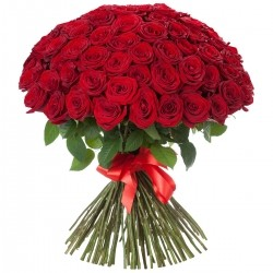 Bouquet of Roses *Red Rose* 101 pcs.